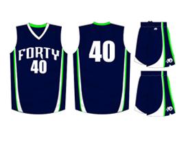 Brand 40 Basketball