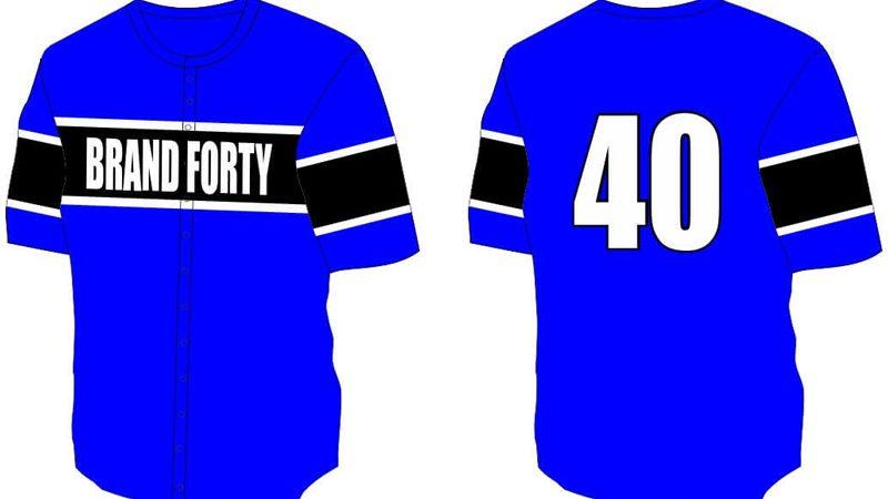 Baseball-49A Brand40
